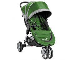 Baby Jogger City Mini 3 - Silla de paseo, color verde