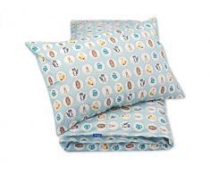 Pepi Leti 685843716099 - Ropa de cama infantil de alta calidad, diseño de animales domésticos, multicolor
