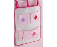 Pirulos Hada - Murales cuna, color rosa