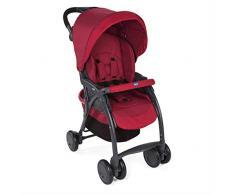 Chicco Simplicity Plus Top silla de paseo rojo