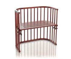 Babybay Original - Cuna adosada con ventilación extra, color marrón