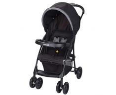 Safety First TALY & ADAPTADOR Black Chic- Silla de paseo, color negro
