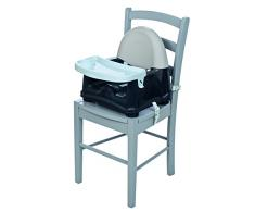 Safety 1st Easy Care - Trona de mesa, color Grey Patches