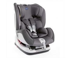 Chicco Seat up 012 Silla de coche isofix grupo 012 (0-25kg) con reductor, color gris (Stone) Silla de coche grupo 0+/1/2, Color Stone