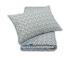 Pepi Leti 685843715887 - Juego de ropa de cama infantil, multicolor