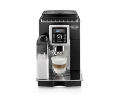 DeLonghi ECAM 23.463.B Independiente Totalmente automática Máquina espresso 1.8L Negro, Plata - Cafetera (Independiente, Máquina espresso, 1,8 L, Molinillo integrado, 1450 W, Negro, Plata)