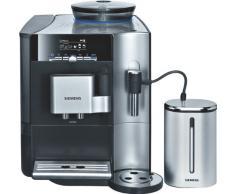 Siemens TK76001, Plata/Negro, 50/60 Hz, 220 - Máquina de café