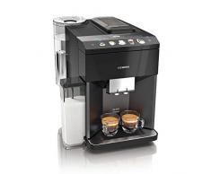 Siemens TQ505R09 Cafetera espresso superautomática, EQ.500, Negro, 1500 W, 1.7 litros, Plástico