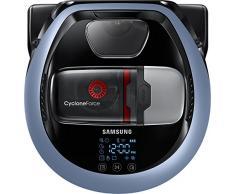 Samsung vr1dm7020uh/EG powerbot Robot aspirador, 0,3 L, 80 W, honestly Azul