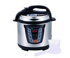 Olla presión electrica 6l 1000w Masterpro Foodies