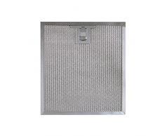 Nodor 02800920 Filtro accesorio para campana de estufa - Accesorio para chimenea (Filtro, Acero inoxidable, Metal, ISLA CUBE ICON VULCANO, 1 pieza(s))