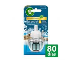 Air Wick Life Scents Recambio Eléctrico Para Ambientador, Oasis Turquesa - 19 ml