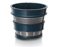 Panasonic MJ-9L01A accesorio para exprimidor de zumos - Accesorios para exprimidores de zumos (Azul, Acero inoxidable, Panasonic, MJ-L500, MJ-L600, 1 pieza(s), 109 mm, 109 mm)