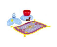 Paladone E1059189 Huevera de Aladdin Placa de Efecto levitante de Alfombra mágica | Soporte para Huevos y decoración con diseño de Genio, Silicona, multicolor