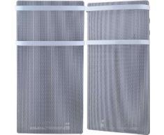 Syntrox Germany - Calentador eléctrico de baño con 2 toalleros