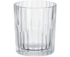Duralex 1056AB06A0111 Manhattan - Vaso de whisky (220 ml, cristal, 6 unidades), transparente