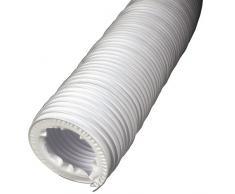 Xavax 00110945 accesorio para artículo de cocina y hogar - Accesorio de hogar (Color blanco, PVC, Servicio de lavandería/secado)