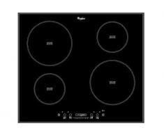 Whirlpool ACM 836/BA Integrado Con - Placa (Integrado, Con placa de inducción, Vidrio y cerámica, Negro, 14,5 cm, 14,5 cm)