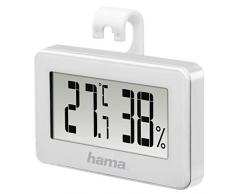 Hama EWS-840 Color Blanco AAA, Color Blanco, 70 mm, 14 mm, 130 mm Estaci/ón meteorol/ógica