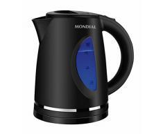 Mondial Hot Calentador de Agua, Kettle, Hervidor, 2200 W, Negro