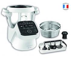 Moulinex Cuisine Companion XL - Robot de cocina, 1550W, Plata