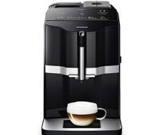 Siemens TI351209RW Cafetera Espresso Superautomática, 1300 W, 1.4 litros, Plástico, Negro