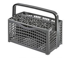 Xavax - Cesta para cubiertos para lavavajillas (2 en 1)