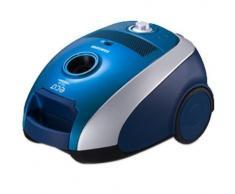 Samsung SC61EO Ecoblue - Aspirador compacto, color azul