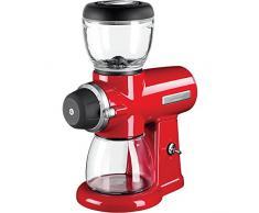 KitchenAid 5KCG0702EER - Molinillo de café (185 W, 220-240 V, 50-60 Hz, 4,5 kg, 254 mm, 150 mm)