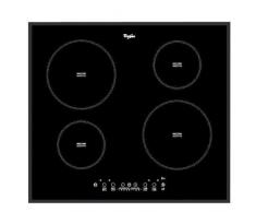 Whirlpool ACM 804/BA Integrado indución eléctrica Negro - Placa (Integrado, Induction hob, Vidrio, Negro, Sensor, Frente)