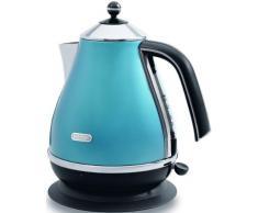 DeLonghi Icona KBO 2001.B - Calentador de agua, 2000 W, 220-240 V, 50-60 Hz, 230 x 230 x 265 mm, 1300 g, color azul