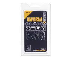 Universal GM577615111 Cadena de Sierra para Motosierra, 12/30cm 44p, optimo Afilado, Mantenimiento Sencillo, 10 / 25 cm / 40 eslabones / 3/8 / 1,3 mm, Accesorios McCulloch, Standard