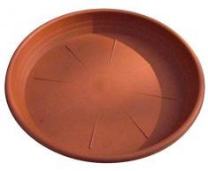 Veca - Plato cilindro 42 cm terracota (maceta 45cm)