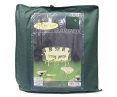 BIOTOP B2236 Funda para mesas y sillas de 325 cm, Verde, 225x143x90 cm