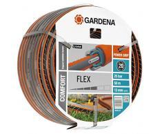 Gardena Comfort Flex 50m Manguera de jardín (50 m, 25 Bar)