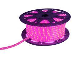 Star - Lámpara de Techo (13 mm, 36 Bombillas), Color Rosa