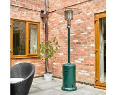 Kingfisher PHEATER1 - Calentador de Gas para jardín
