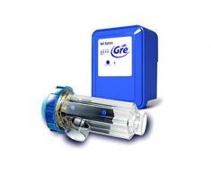 Gre SCG100 - Clorador Salino para Piscinas de hasta 90 m3, 21 gramos/hora