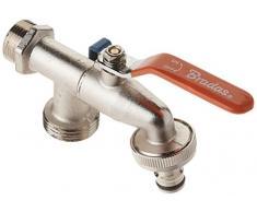 Bradas GKK0534 Pieza y Accesorio para Sistema de riego Acoplamiento de tuberías - Piezas y Accesorios para Sistema de riego (Acoplamiento de tuberías, Sistema de riego por Goteo, Polonia, 1 Pieza(s))