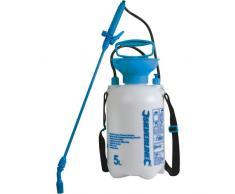 Silverline 675108 - Manguera con grifo pulverizador (5 L, mochila)