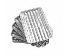 Landmann 0250 - Sartenes Perforadas de Aluminio