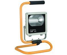 Kingavon - Lámpara de Techo (Aluminio, antirreflejos, 20 W), Color Amarillo