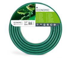 Cellfact 10-022 Economic - Manguera de jardín, color verde, 3/4, 50 m