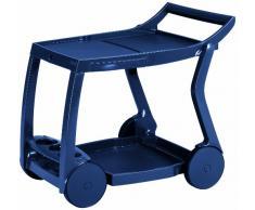 Best 18480020 - Carrito Auxiliar de Cocina, Color Azul