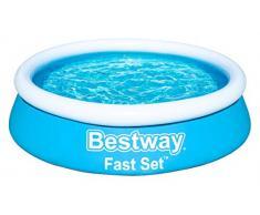 Bestway Piscina automontable 183x51, Azul