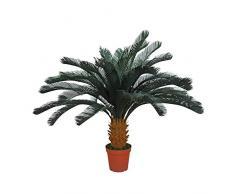 Planta artificial cica 125 cm altura, Catral 74010007