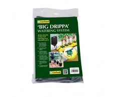 Guirnalda gal01bd3 Garland BIG drippa Kits de riego goteo en forma de incluye 3 ajustable – Negro