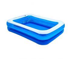 Jilong Giant Pool 2R200 -Piscina para la familia 200 x 150 x 50 cm