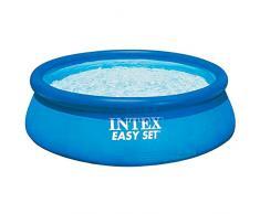 Intex Easy Set - Piscina hinchable, 366 x 76 cm, 5.621 l