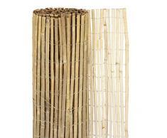 WINDHAGER 06561 de Playa de bambú Alfombrilla de 150 x 300 cm